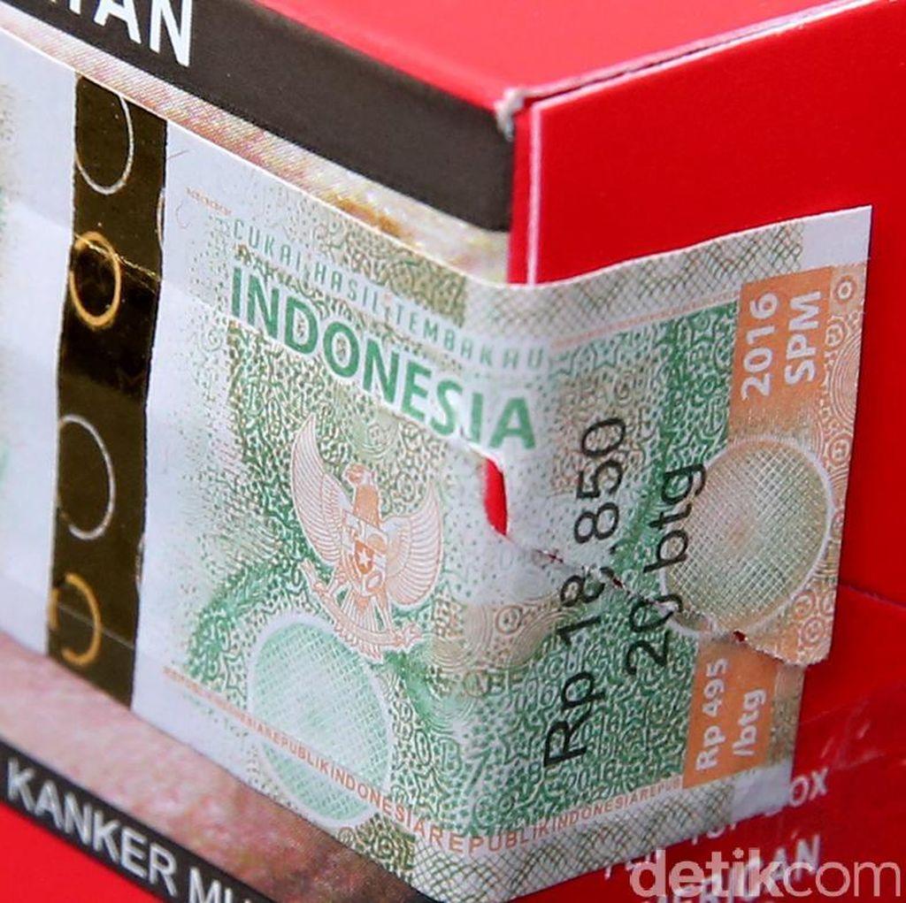 Pemerintah Bakal Naikkan Lagi Tarif Cukai Rokok