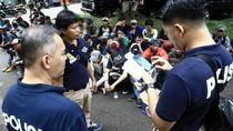 Kisruh di Trisakti, 71 Pria yang Diamankan Masih Diperiksa dan 75 Lainnya Dipulangkan