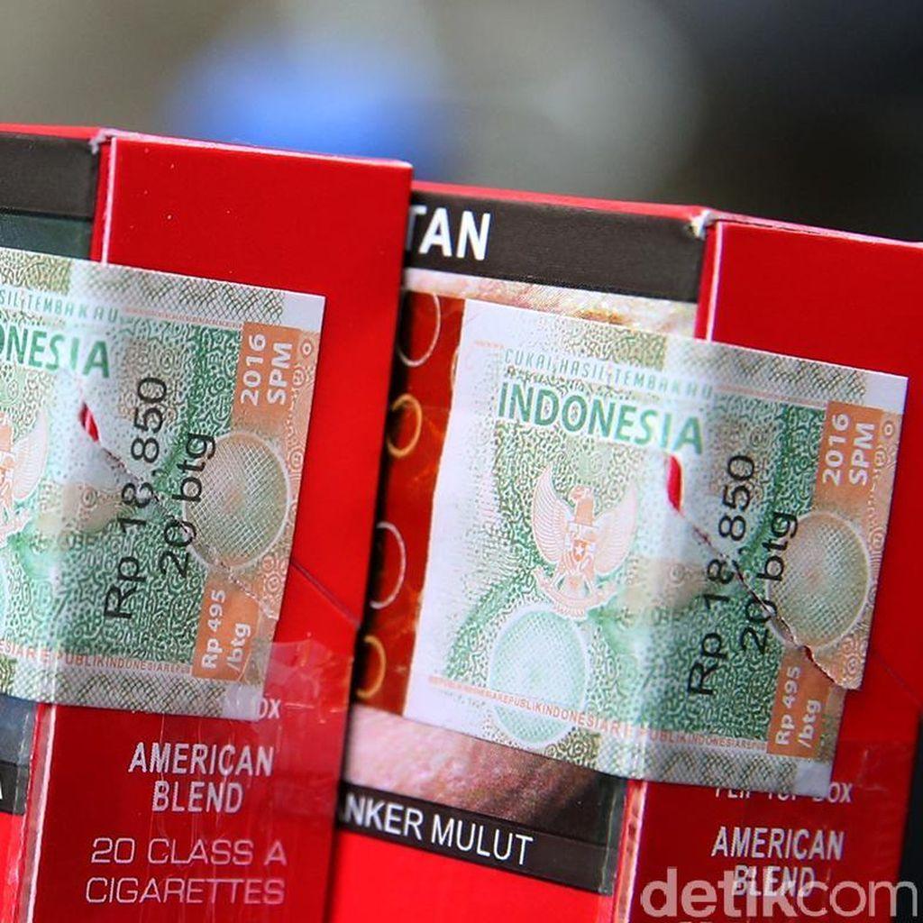 Tarif Cukai Rokok bakal Naik Tahun Depan?