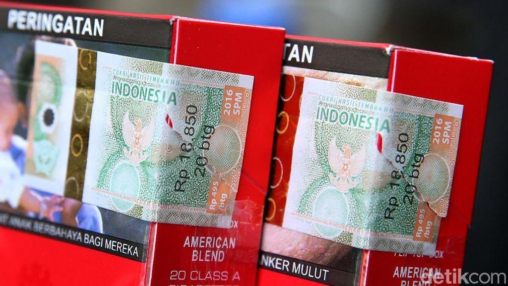 Simplifikasi Cukai Rokok Bikin Penerimaan Negara Lebih Optimal