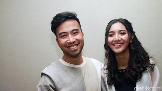 Vidi Aldiano Makin Mesra dengan Sheila Dara Aisha