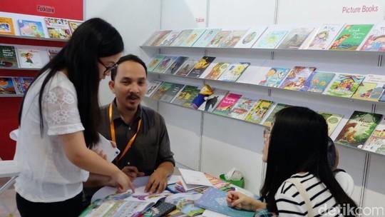 Intip Booth Indonesia di Beijing International Book Fair 2016!