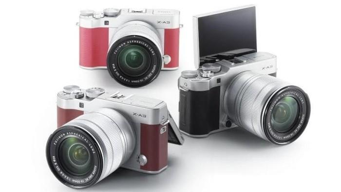 Untuk Para Pemula dalam Dunia Fotografi, Ini Dia Kamera Fujifilm Mirrorless yang Cocok untuk Anda