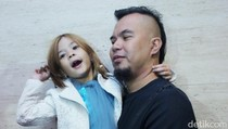 Bikin Haru, Shafeea Dirawat di Rumah Sakit, Ahmad Dhani Kirimkan Bunga