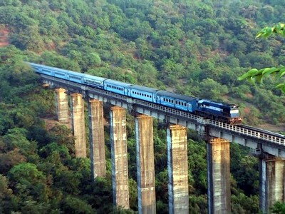 Tak Bakalan Bosan Naik Kereta di India, Ini Sebabnya