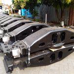 RI Mau Bikin Pabrik Roda Kereta Rp 500 M