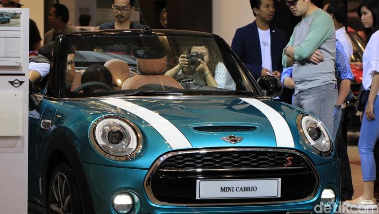 BMW Group Indonesia di GIIAS 2016 (Foto: Dadan Kuswaraharja)