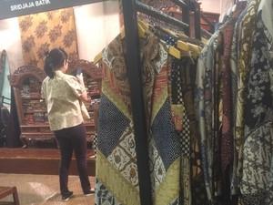 Produk Menarik di Pameran Batik Warisan 2016, Kain Mulai dari Rp 50 Ribu