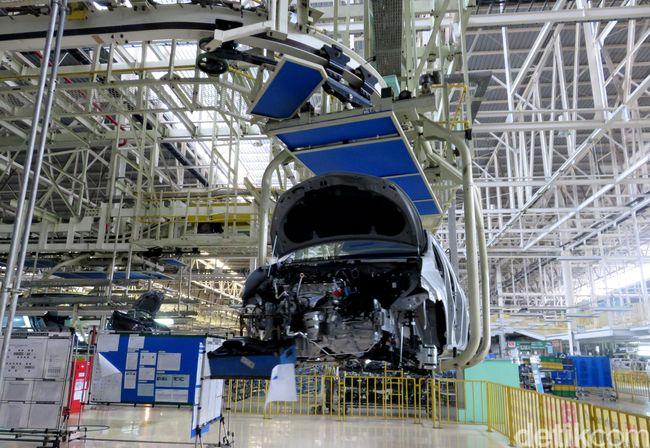 Krisis Chip Masih Melanda, Produksi Daihatsu Tak Terkendala