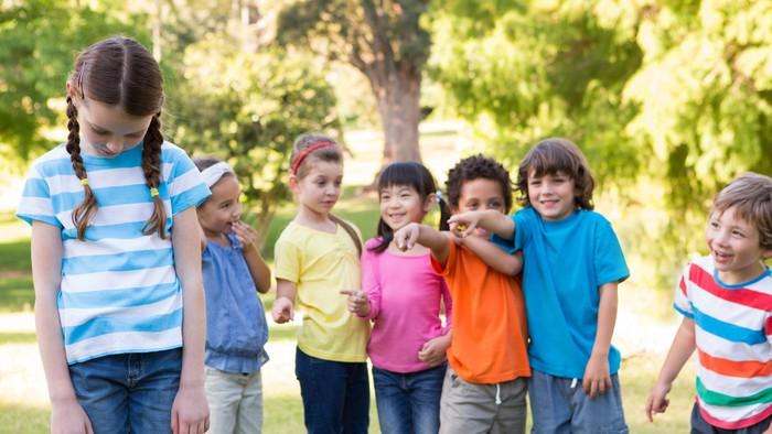 Penyebab anak menjadi seorang bully. Foto: Thinkstock