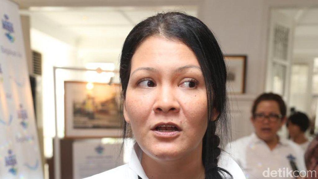 Melanie Subono Laporkan Animal Defender ke Bareskrim Polri