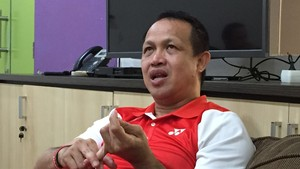 Kali Ciliwung Sudah Bersih, Rexy Mainaky <i>Pede</i> Tradisi Emas Berlanjut