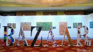 Manjakan Mata Anda di Bazaar Art Jakarta 2016