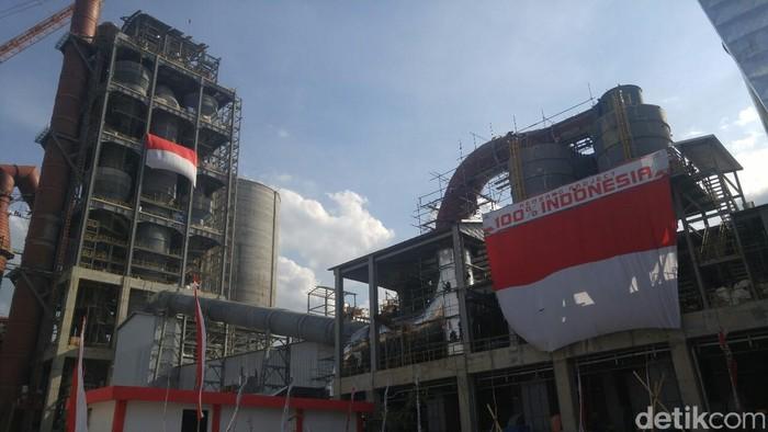 Pabrik Semen