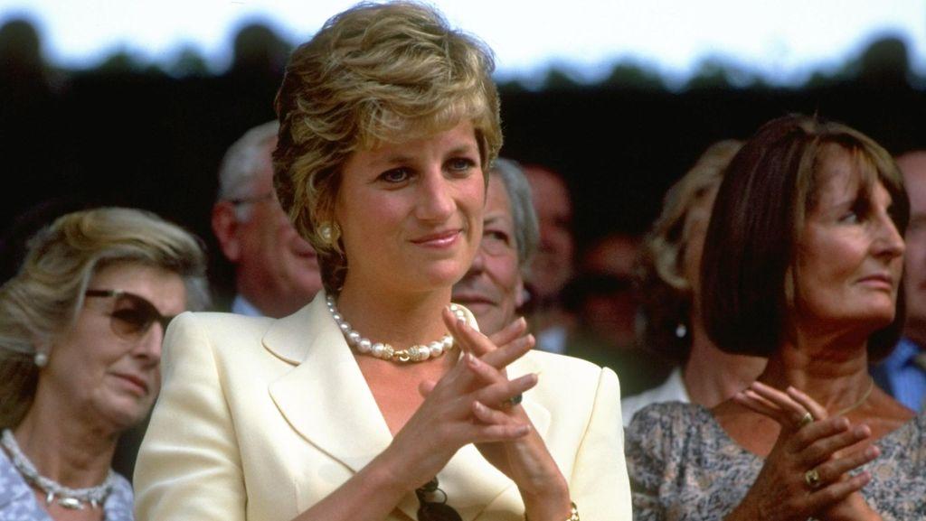 Gaun Ikonis Putri Diana Dilelang Lagi, Harga Dibuka dari Rp 6,3 M