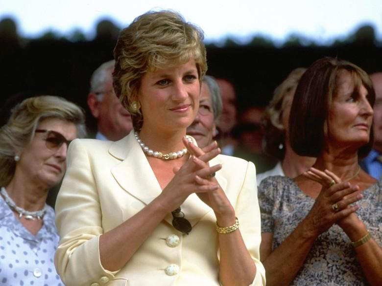 Foto: Putri Diana (Getty Images)