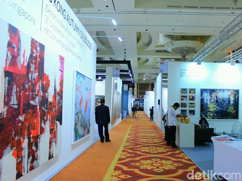 Digelar Mei 2019 Art Moments Jakarta Akan Warnai Seni Rupa
