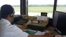 Melihat Kerja Polantas Udara di Tower ATC Bandara Sepinggan Balikpapan