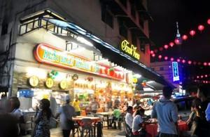 Ada Indonesian Street di Kuala Lumpur