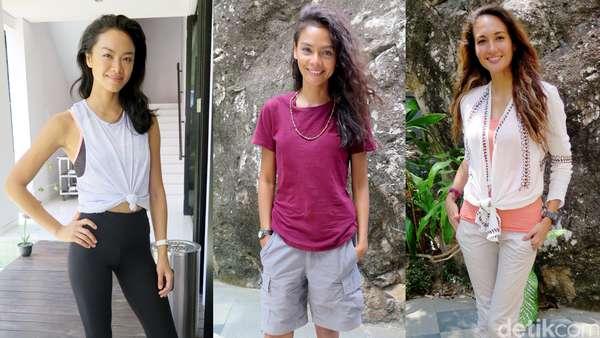 3 Wanita Cantik di Film Labuan Hati