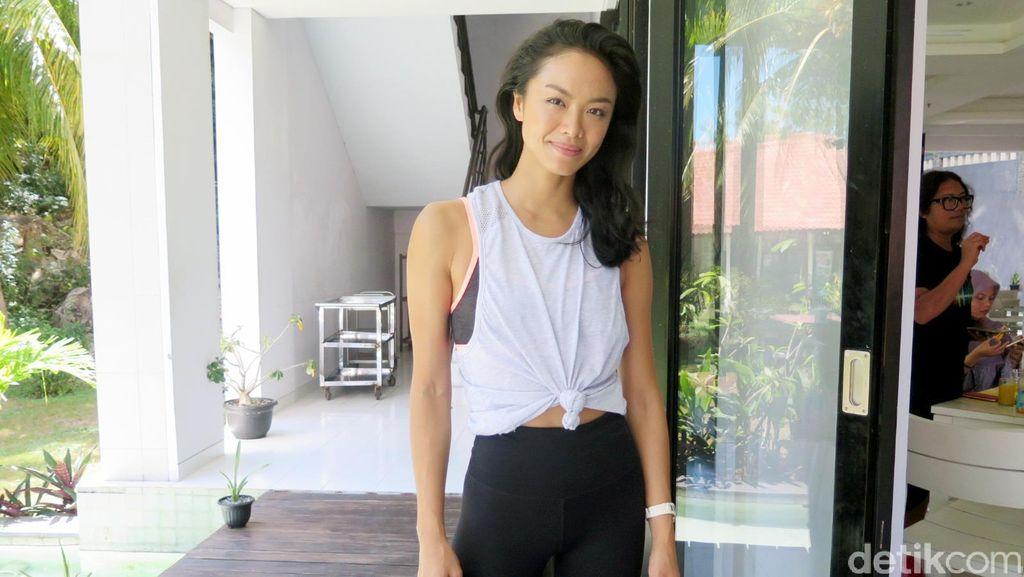 Kelly Tandiono Bagikan Tips Olahraga di Rumah Saat Pandemi Corona