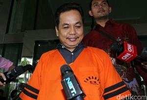 Hakim Toton Kembali Diperiksa KPK