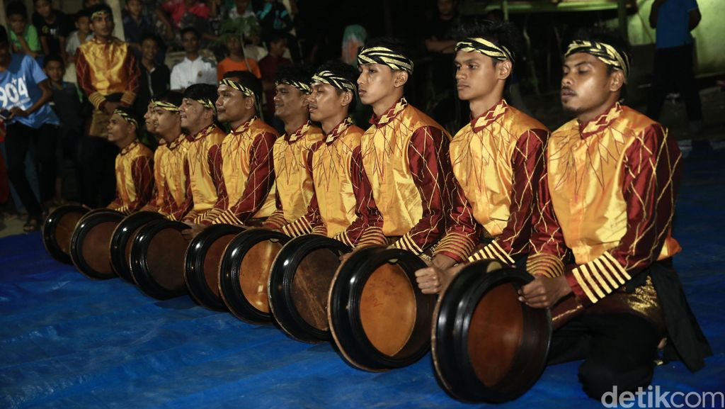 2 Ribu Penabuh Mancanegara Ikut Aceh International Rapai Festival