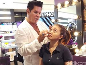 Serunya Exclusive Beauty Workshop Wolipop Bareng Makeup Artist Eric Jimenez