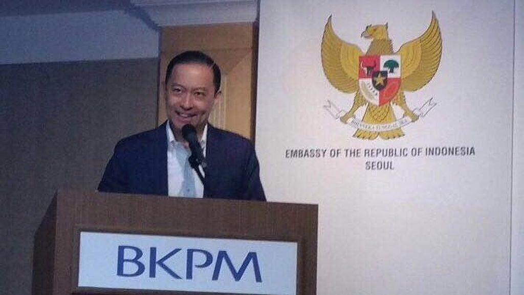 Irit Bicara Hasil Rapat Bareng Darmin, Kepala BKPM: Tanya Pak Menko