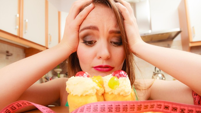 Tips menurunkan berat badan tapi masih bisa tetap makan enak. Foto: ilustrasi/thinkstock