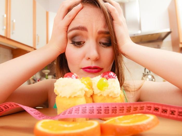 Diet yang ketat tak perlu terus diterapkan. Bila beberapa kondisi sudah terpenuhi maka cukup jaga diet sehat saja. (Foto: ilustrasi/thinkstock)