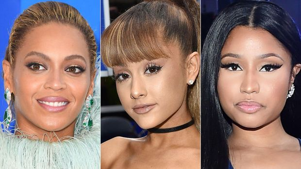 Tren Kecantikan Dari MTV VMA 2016 Eyeshadow Berwarna