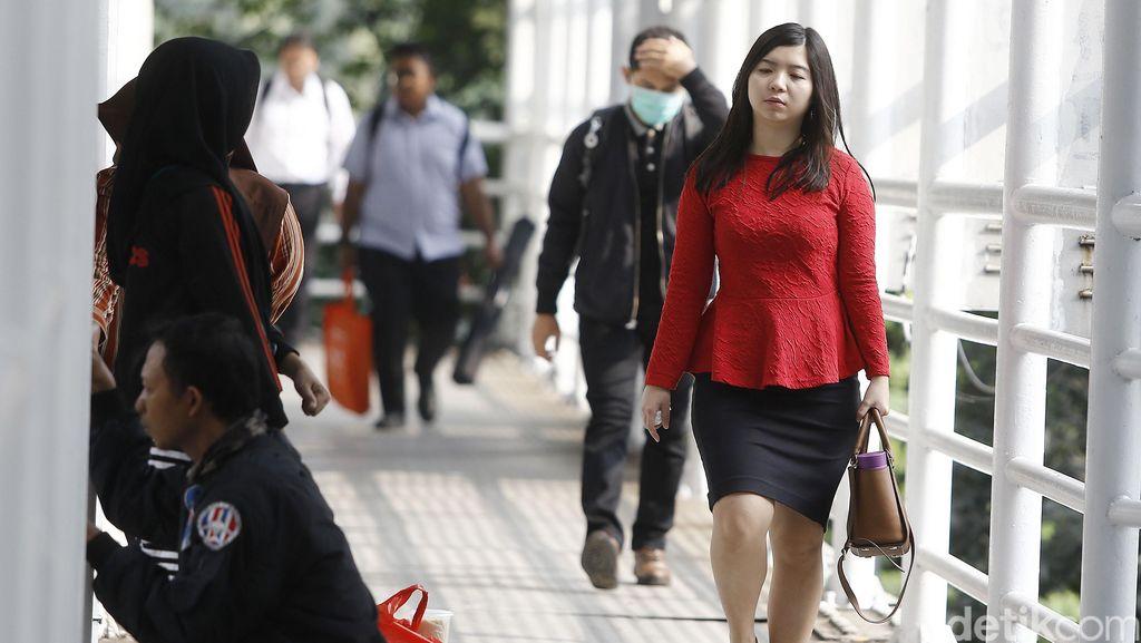 Orang Kota Lebih Bahagia Dibandingkan di Desa
