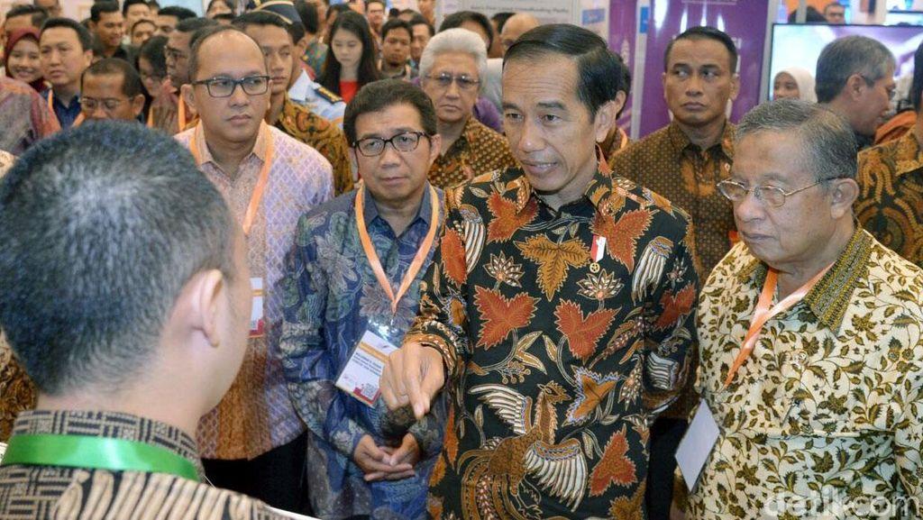 Jokowi Minta Daerah Ganti Manajemen Anggaran Jadi Money Follow Programme
