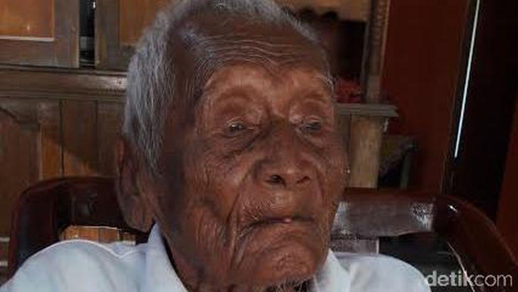Mbah Gotho dan Daftar Manusia dengan Umur Terpanjang di Dunia