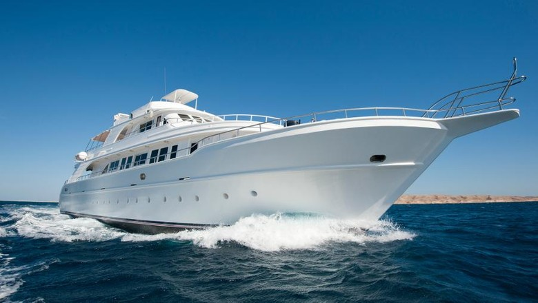 Ilustrasi kapal yacht (Dok. Thinkstock)