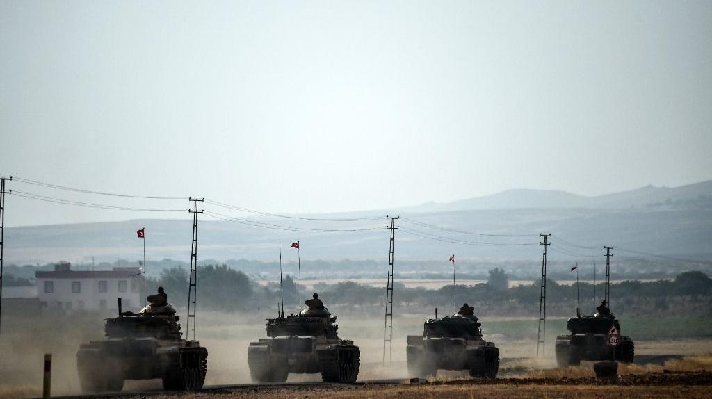 3 Tentara Turki Tewas dalam Serangan Bom Mobil di Suriah