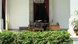 Sebelum Dilantik, Jokowi akan Bertemu Kepala Negara Sahabat di Istana