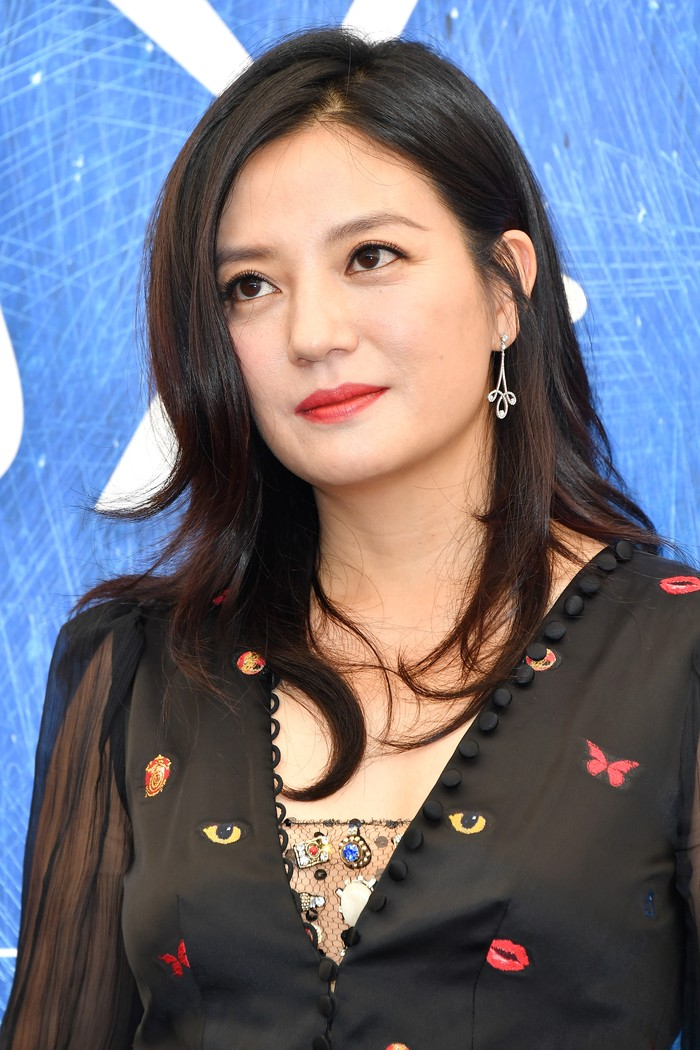 VENICE, ITALY - AUGUST 31:  Jury member Zhao Wei attends the opening ceremony and premiere of La La Land during the 73rd Venice Film Festival at Sala Grande on August 31, 2016 in Venice, Italy.  (Photo by Pascal Le Segretain/Getty Images)