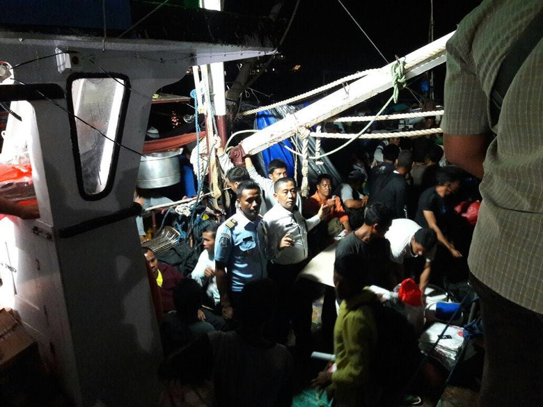 Curi Ikan, 174 WN Filipina Dideportasi RI dan Akan Disambut Presiden Duterte