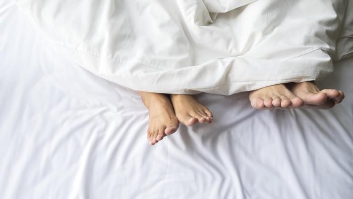 Hubungan seks masih mendominasi risiko penularan HIV (Foto: thinkstock)