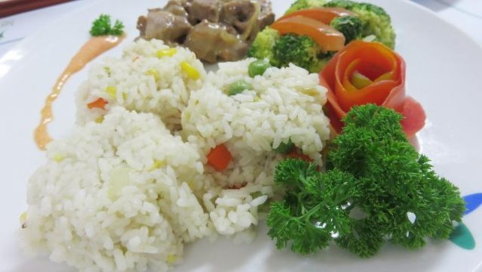 Pilihan Menu Makanan Tergantung Pada Kelas Rawat Inap Pasien