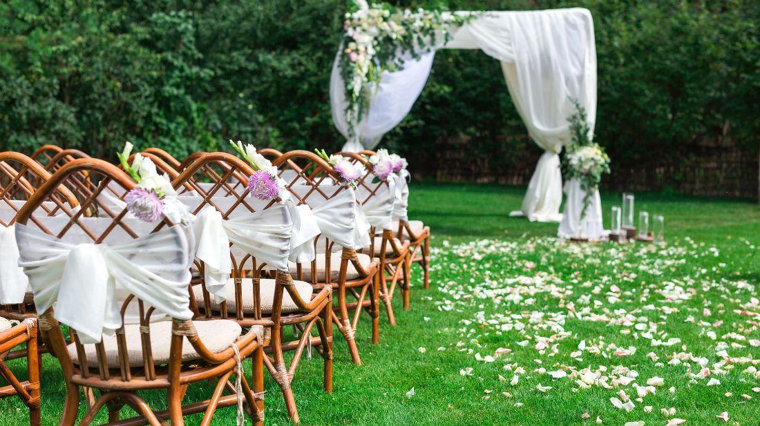ilustrasi fokus wolipop pesta pernikahan