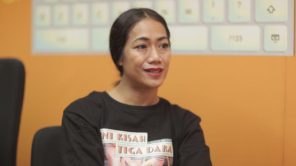 Cerita Nia Dinata Soal Asisten Rumah Tangga yang Jadi Role Model Kariernya