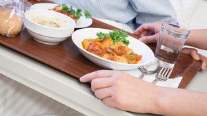 Demi Alasan Kesehatan, Maksimal 4 Jam Setelah Disajikan Sisa Makanan Pasien Dimusnahkan