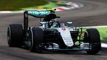 Rosberg Juara, Mercedes Finis 1-2