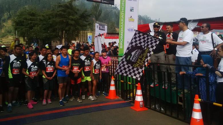 Bromo Marathon (Muhajir Arifin/detikcom)