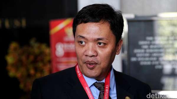 Gerindra ke PSI: M Taufik Sekarang Bersih!