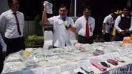 Polisi Bongkar Peredaran Obat Kedaluwarsa