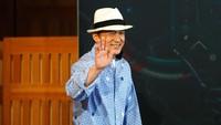 Jackie Chan Buka Suara Soal Kabar Terinfeksi Virus Corona
